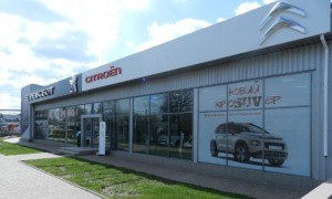 Группа компаний АИС открыла в Чернигове два дилерских центра: Peugeot и Citroën!