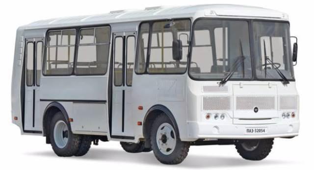 На украинский рынок вернулся автобус ПАЗ 32054!