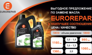 Все включено: замена масла для citroёn по цене от 860 грн